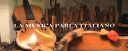 La musica parla italiano